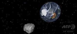 巨大小惑星、ハロウィーンの日に地球最接近 天文学者ら