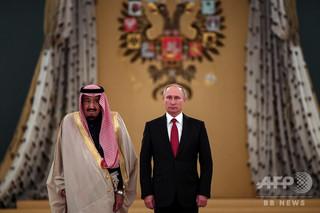 カショギ氏殺害、「サウジ王室の関与ないと信じる」とロシア