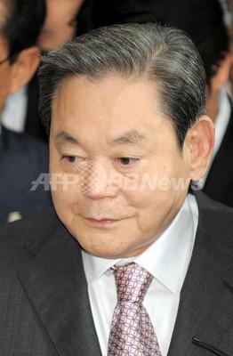 国際ニュース:AFPBB Newsサムスン前会長に有罪判決