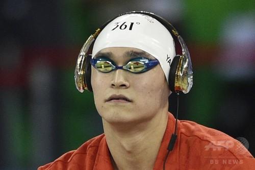 中国水泳界の王者・孫楊、日本の国歌は「耳障り」と発言