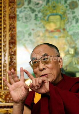 ダライ・ラマ、「チベット情勢悪化なら引退」