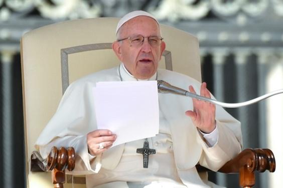 ローマ法王、妊娠中絶を非難 「殺し屋を雇う」ことと同然