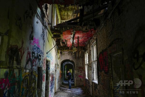 失われた場所を求めて─独ベルリンで都市探検が静かなブーム