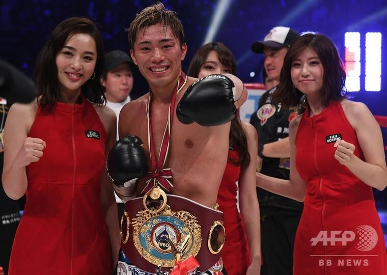 伊藤雅雪が初防衛、拳四朗はV5 ボクシングトリプル世界戦
