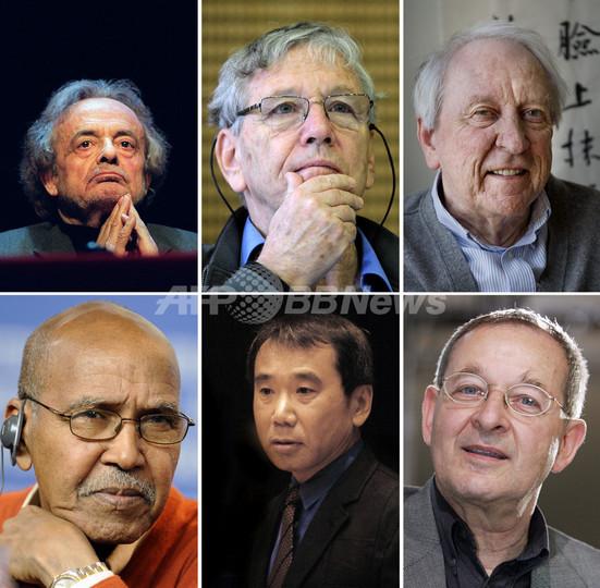 2011年ノーベル文学賞は誰の手に...