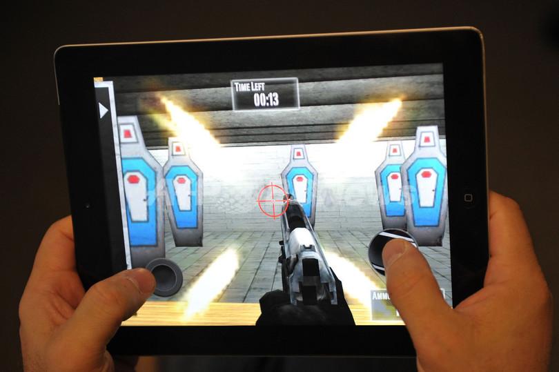 全米ライフル協会が射撃ゲームをリリース、批判浴びる