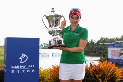LPGAが中国でのツアー大会を中止、新型ウイルスの拡大受け