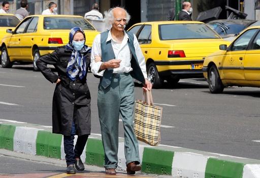 103歳のイラン人女性、新型ウイルス感染から回復 報道