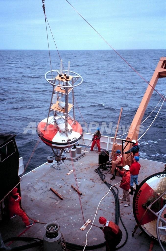 農業や防災の強い味方、インド洋の観測ブイ 設置進む