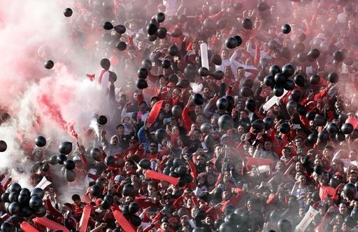 【写真特集】AFPが選んだ9月のスポーツ「TOPSHOT」