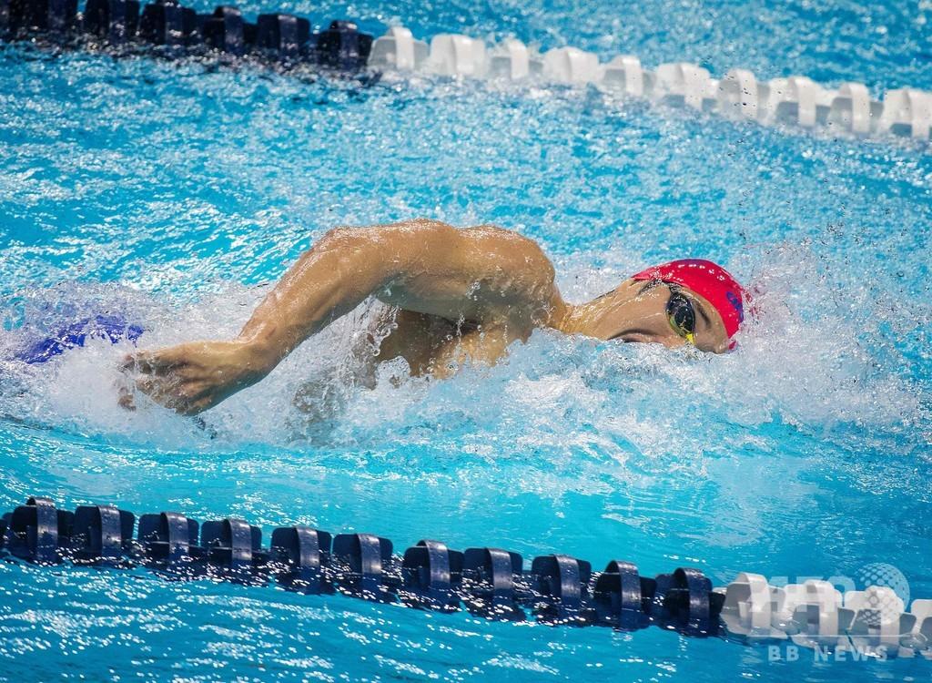 瀬戸が400m個人メドレーで短水路の世界新、国際水泳リーグ