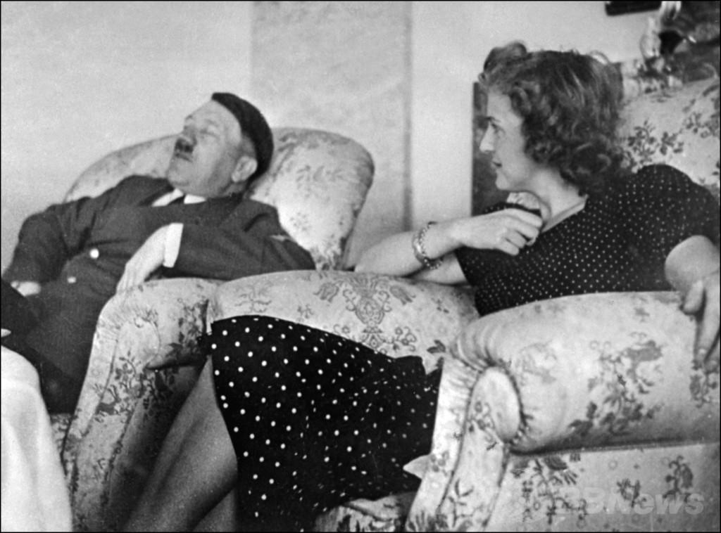 ヒトラーの妻はユダヤ系だった? 英テレビ番組でDNA分析