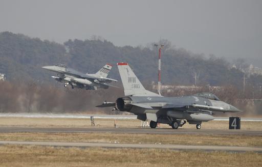 米韓、米軍駐留経費の増額を協議 トランプ氏発表