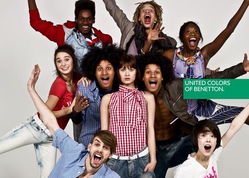 ベネトン初の国際的モデルオーディション、Web上で開催!
