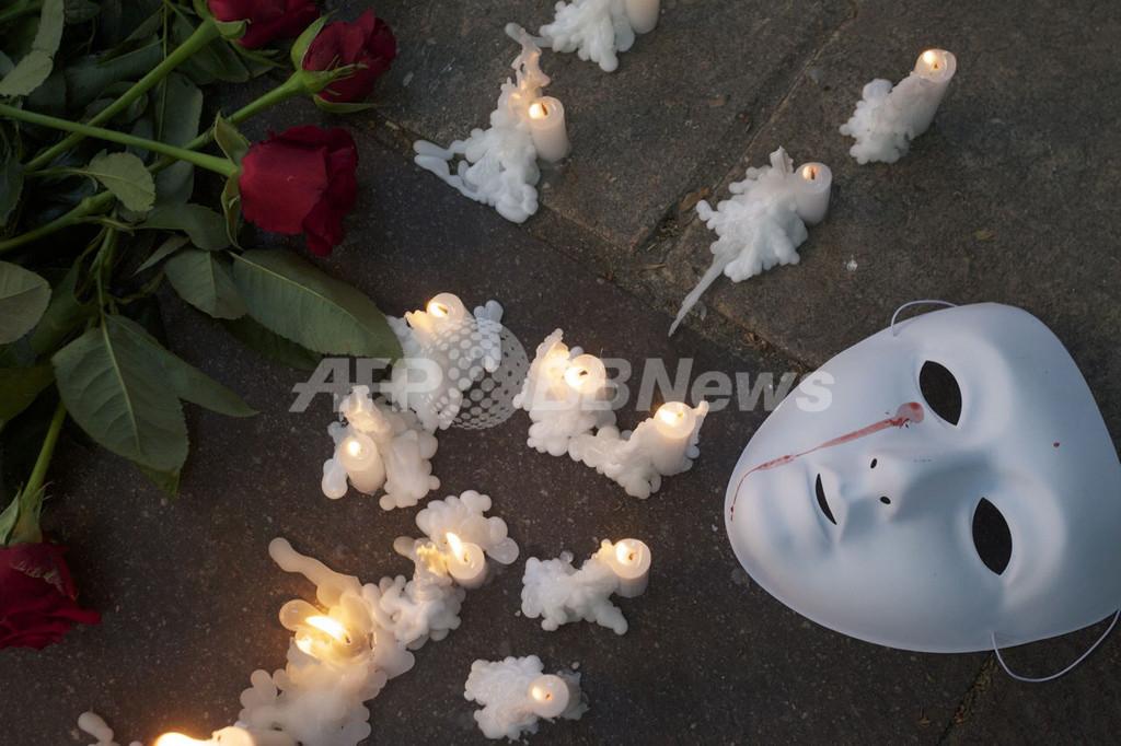 イタリア南部の学校で爆発、生徒1人死亡 マフィアが関与か