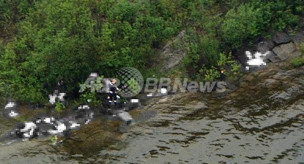 生存者が語る、ノルウェー・ウトヤ島の銃乱射事件