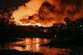ブラジルのアマゾン貧困地区で大規模火災、住宅600戸燃える