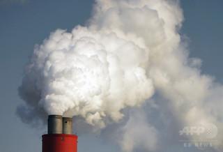 世界の平均気温、2050年までに目標値「2度」超え 報告書