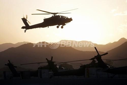 アフガニスタンでタリバン33人殺害、多国籍軍発表