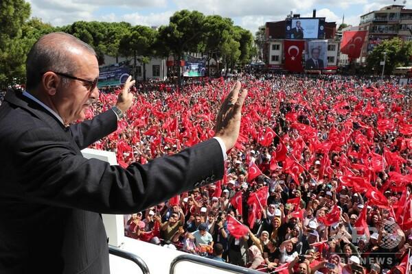 トルコ大統領が米批判 「牧師とNATO同盟国を引き換えにしている」
