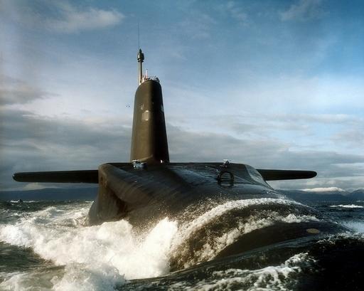 英国、原子力潜水艦を削減 安保理で発表へ