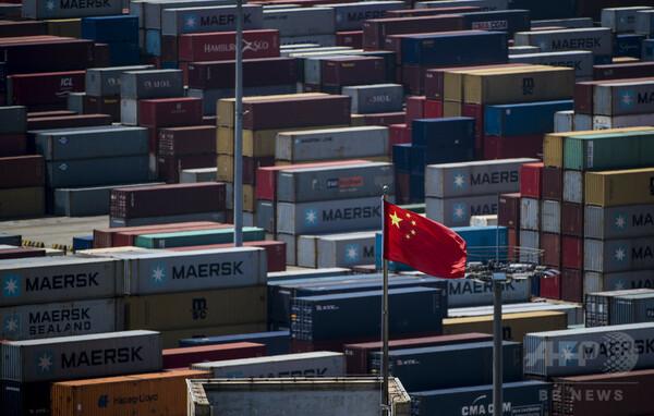 米国は「自分で自分を撃っている」 関税発動控え中国がけん制