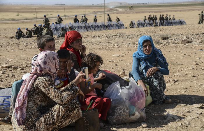 EU諸国の難民受け入れ「話にならないほど少ない」 トルコ首相