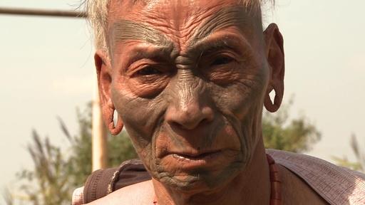 動画:首狩り最後の戦士たち ミャンマーの少数民族ナガ