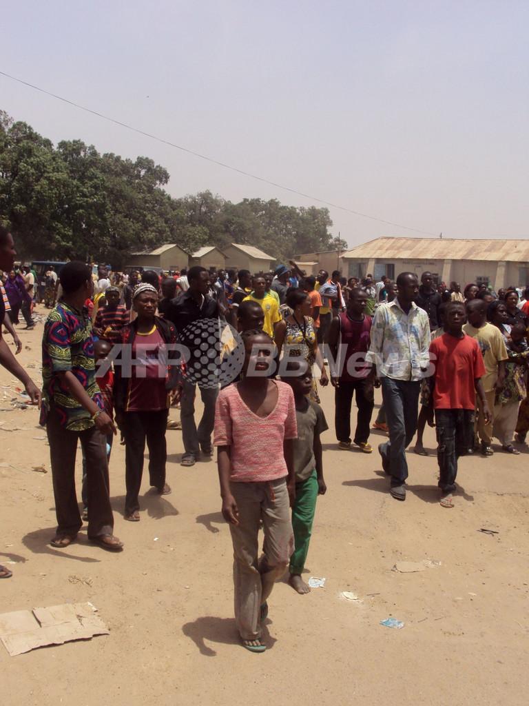 ナイジェリア大統領選めぐる暴動、死者500人超か