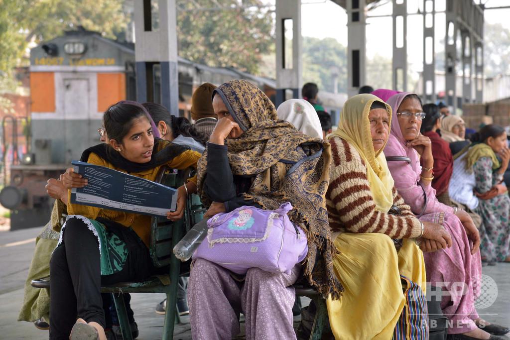 女性85万人の公共交通機関利用を無料化へ、インド首都圏