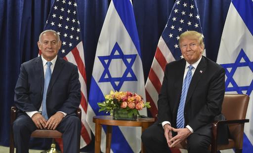 イスラエルが米ホワイトハウス近くでスパイ活動か、両国首脳は否定