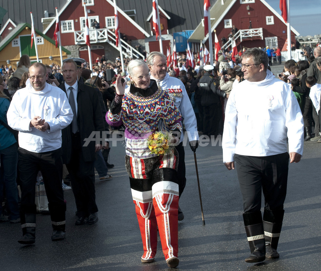 グリーンランドの自治権拡大、完全独立への鍵を握る天然資源