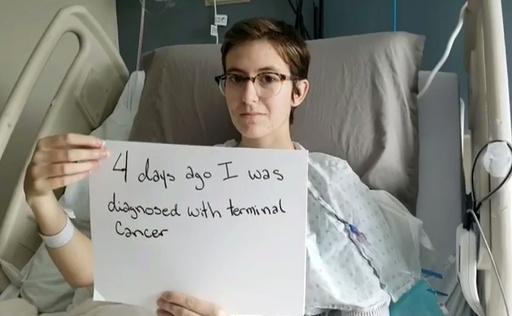 「投票へ行って」 末期がん18歳少女、病床で選挙参加訴え カナダ