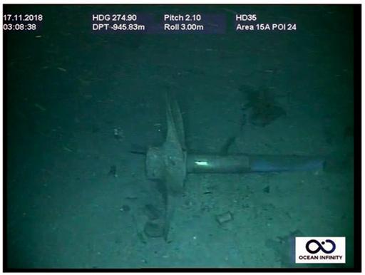 1年ぶり発見のアルゼンチン潜水艦、内部の損壊確認 引き揚げ資金は不足
