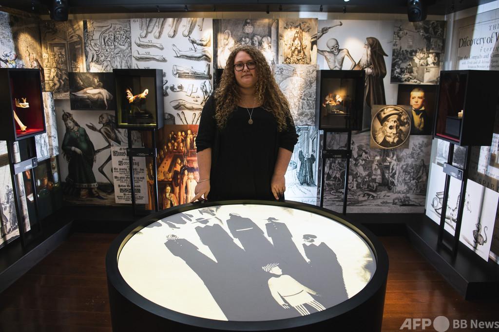 「魔女狩り」を現代に伝える博物館、デンマークで人気