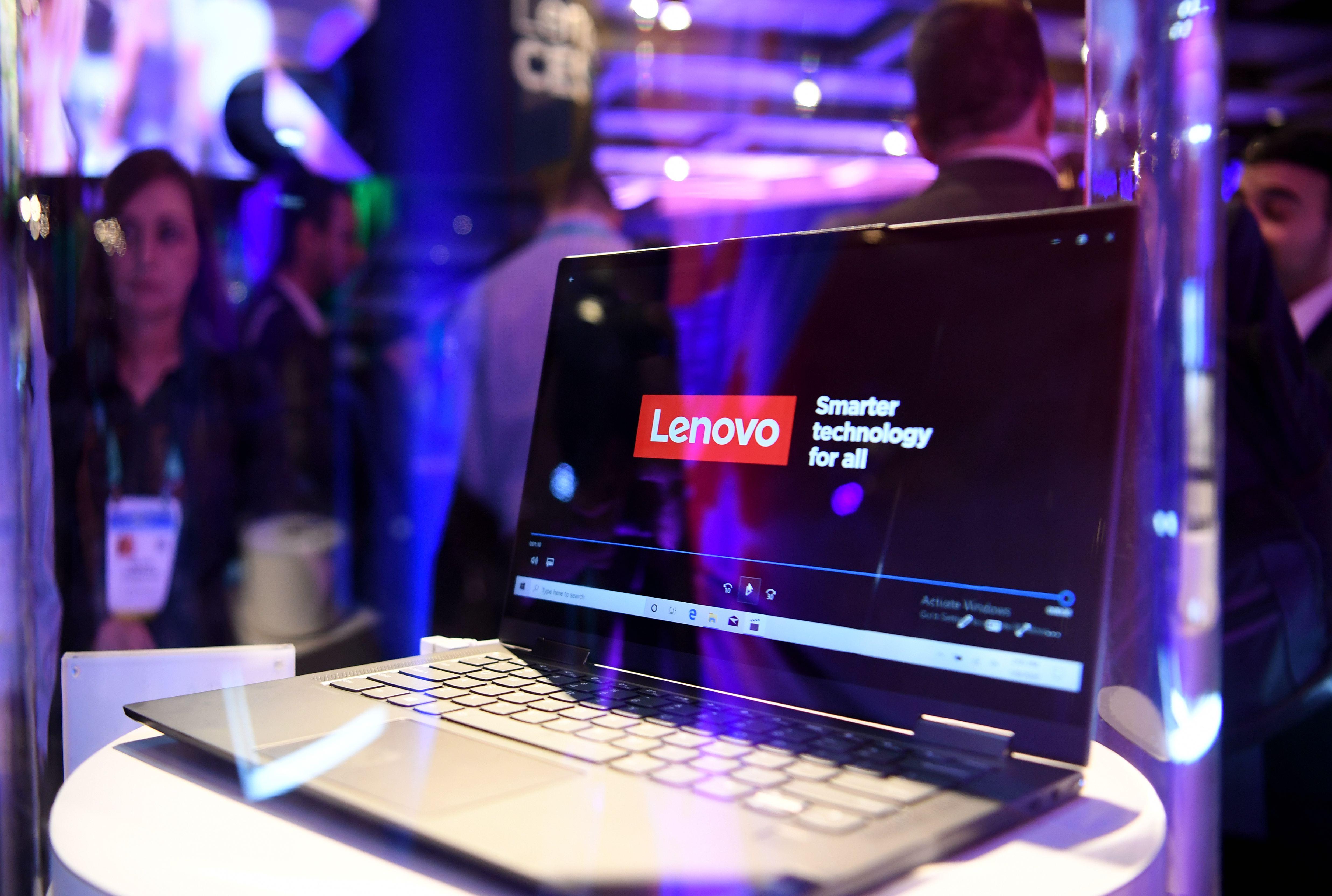 レノボ、世界初の5G対応パソコン発表