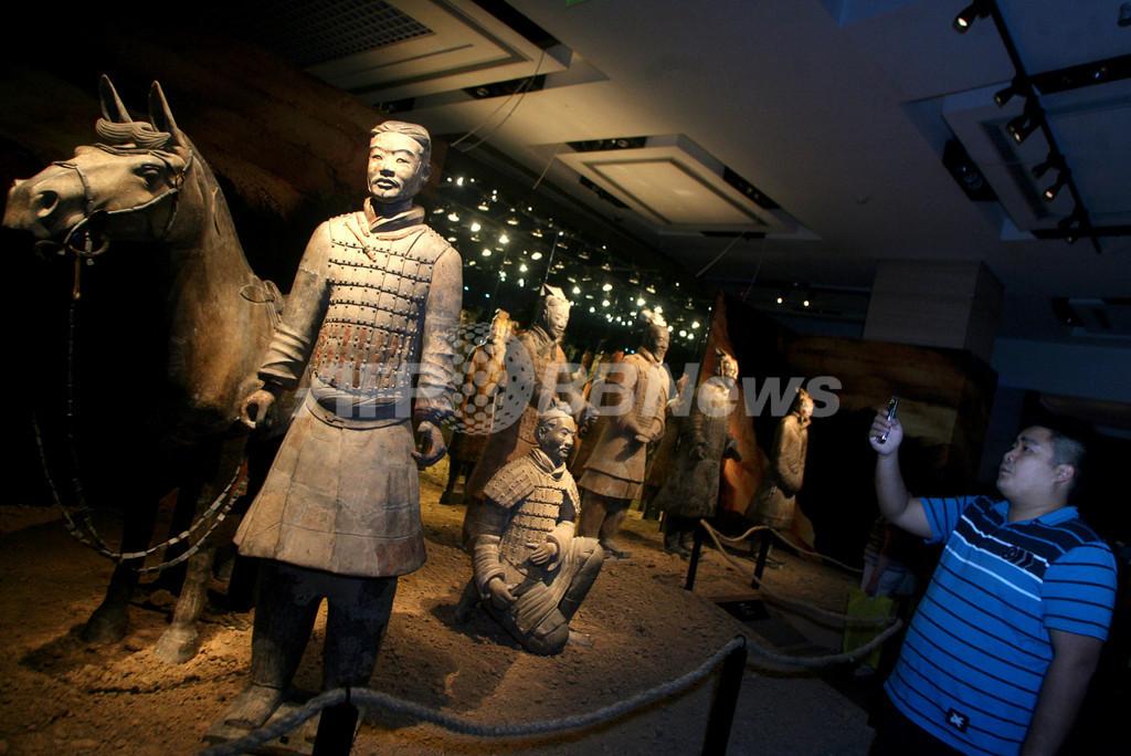 兵馬俑は秦始皇帝のものではない?中国で新説浮上