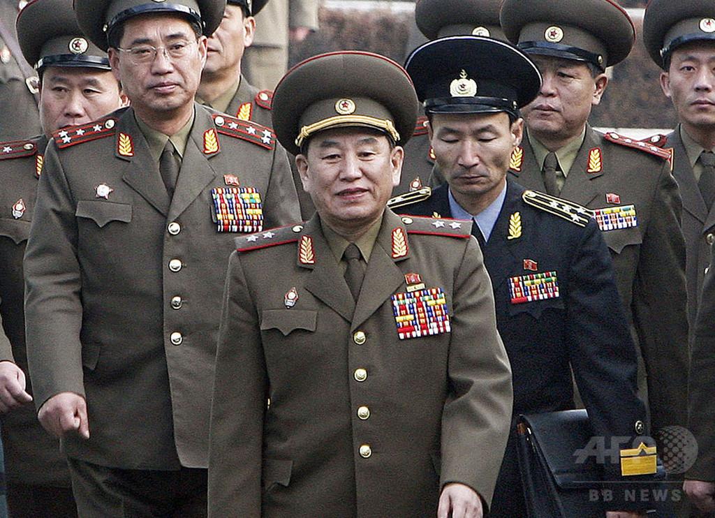 北朝鮮高官に「死刑を」、韓国議員70人が抗議 五輪閉会式への出席で