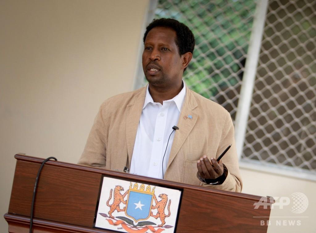 ソマリア首都の市長死亡 過激派攻撃で負傷