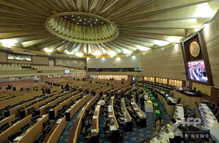 タイ総選挙、3月24日に実施 選挙管理委員会発表