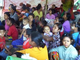 ラカイン州から新たな難民流入、バングラデシュがミャンマーに抗議
