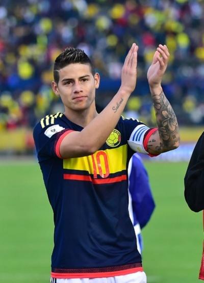 コロンビアとチリがエースの活躍で勝利、W杯南米予選