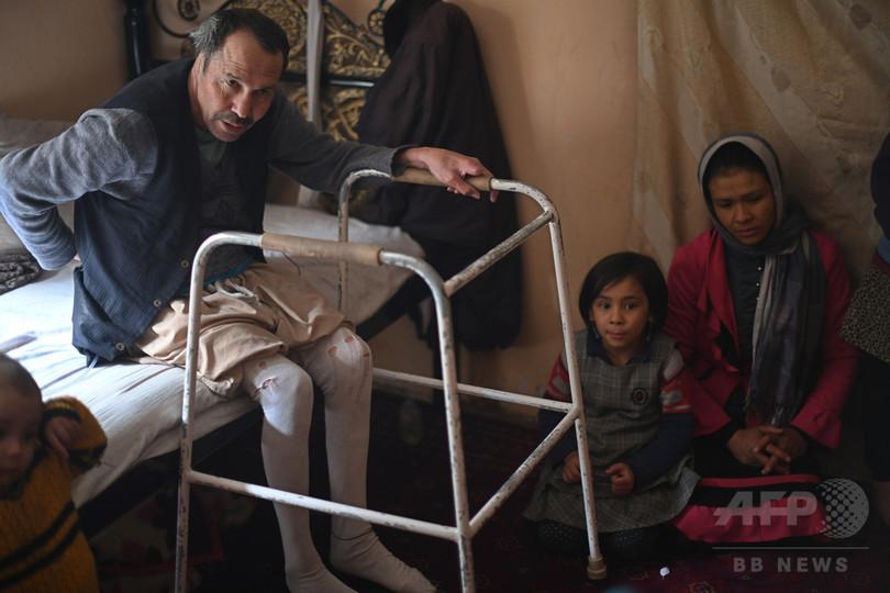 襲撃によるアフガン民間人死傷者、2017年は約2300人 過去最多