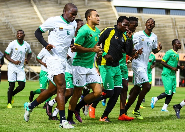 ジンバブエ代表がネイションズカップ出場を拒否か、手当めぐり協会と対立