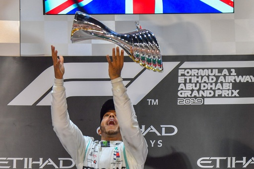 【写真特集】2019年シーズンのF1・WRC・MotoGPの優勝者