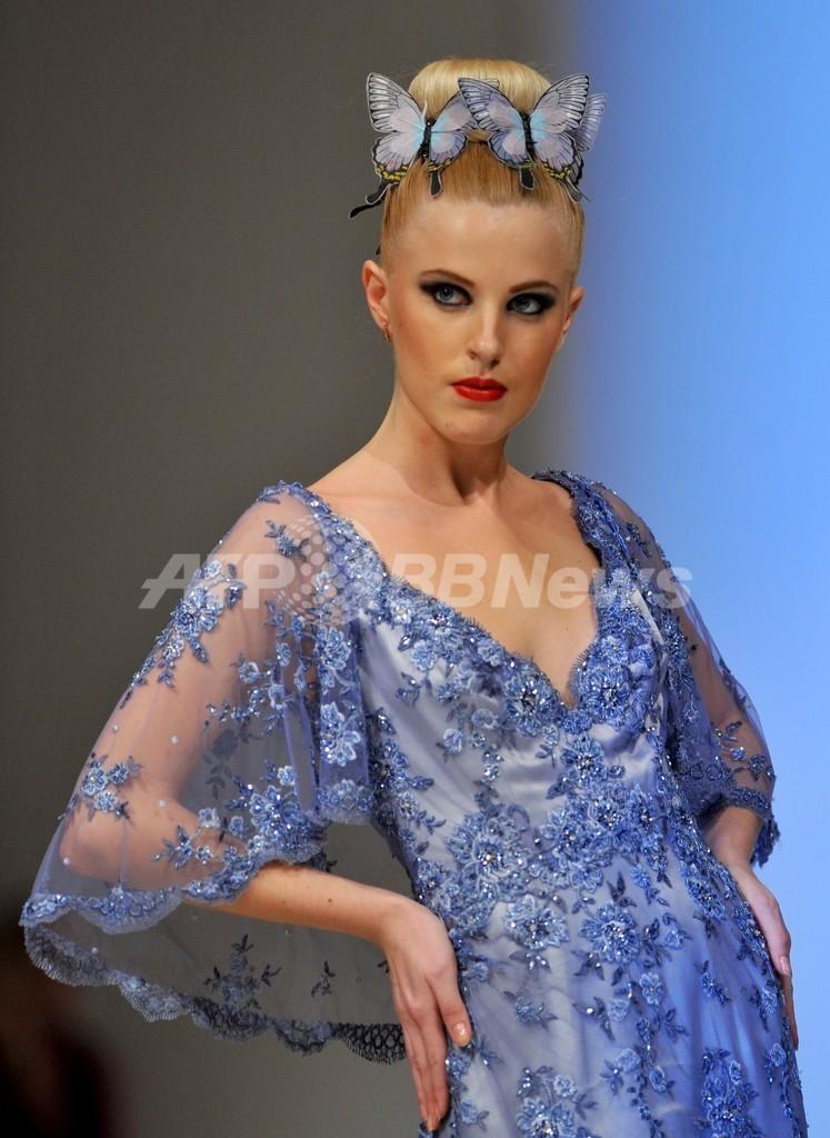 <14年春夏ベラルーシ・ファッションウィーク>Denis Durand