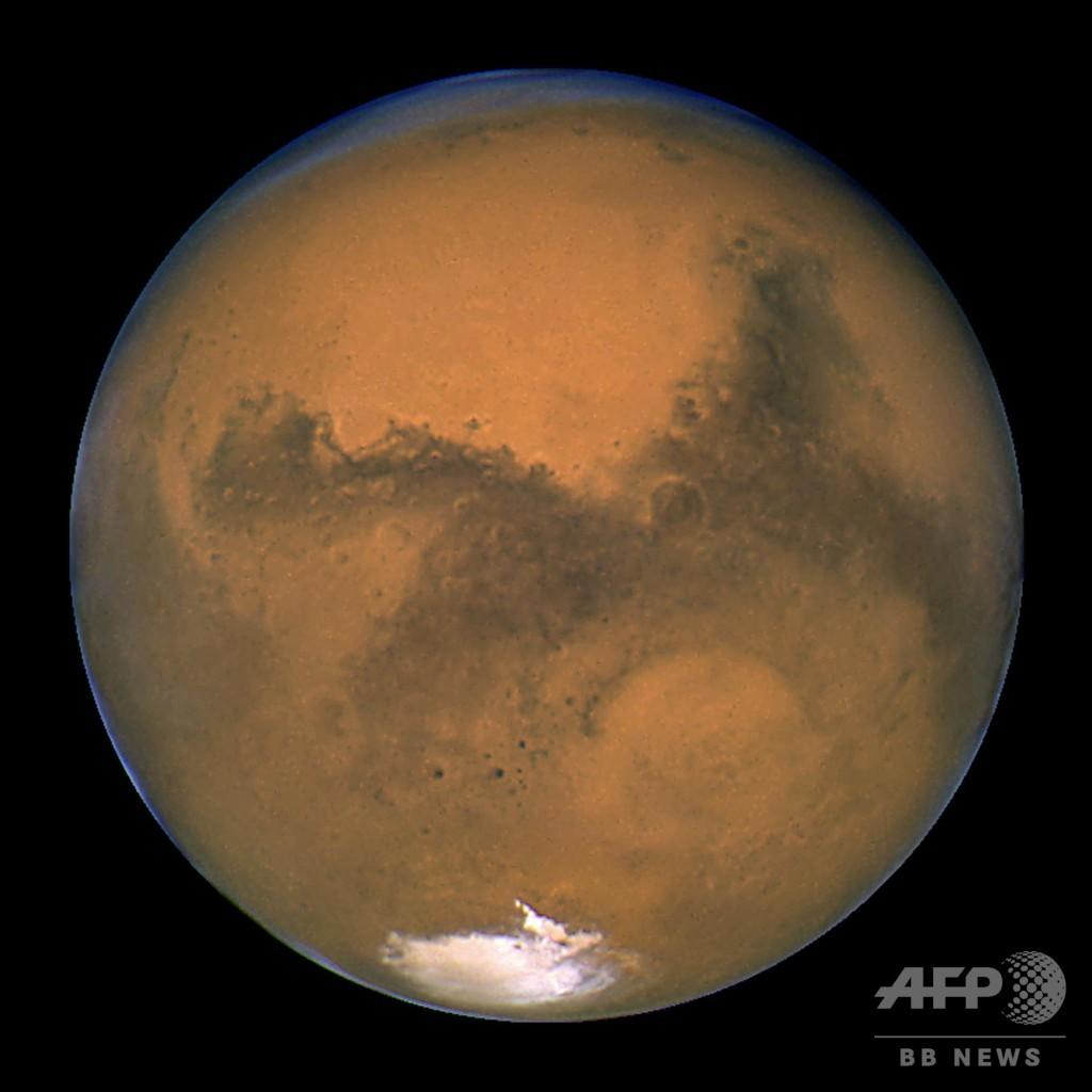 NASA、2033年の有人火星着陸目指す 月面は24年に前倒し