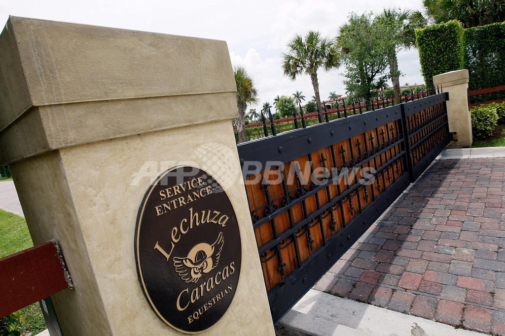 ポロ試合直前に馬21頭が急死、フロリダ州