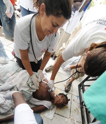 ハイチのコレラ被害者ら、国連を提訴