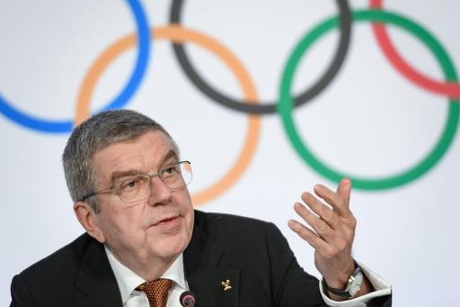 東京五輪での抗議パフォーマンスは禁止、IOC会長が強調